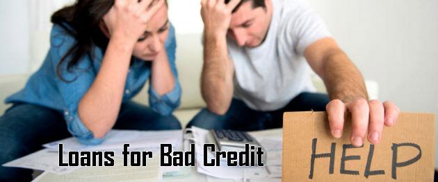 loans for bad credit & poor credit