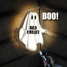 bad credit ghost