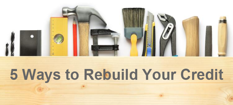 best steps to build credit