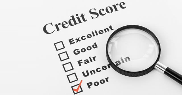 fixing credit problems
