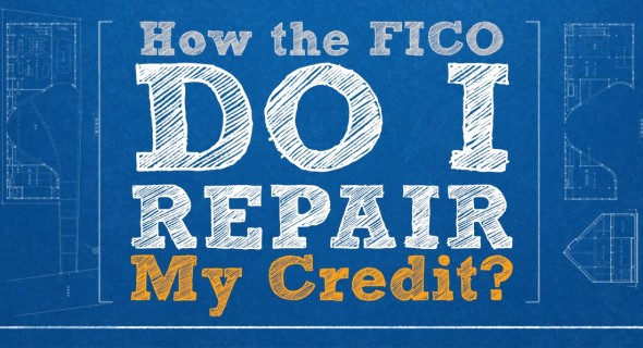 How Do I Fix Credit Problems?