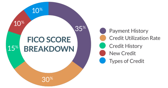 credit score analysis & breakdown
