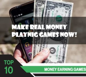 make real money playing games with this fintech