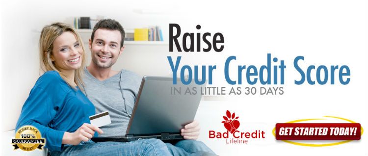 Fixing your credit score fast